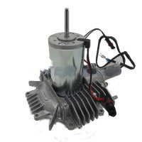 Combustion air motor for Evo 40/55 12/24V with blower
